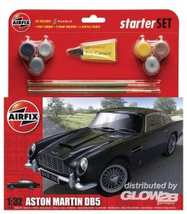 Aston Martin DB5 Medium Einsteiger-Set · AX 50089 ·  Airfix · 1:32