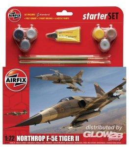 Northrop F-5E TIGER 11 Medium Einsteiger-Set · AX 50094 ·  Airfix · 1:72
