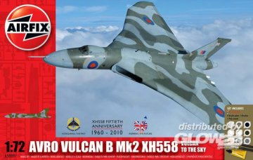 Vulcan to the Sky Geschenk-Set · AX 50097 ·  Airfix · 1:72