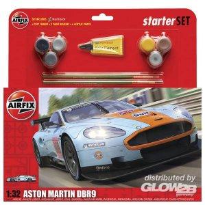 Aston Martin DBR9 Gulf - Starter Set · AX 50110 ·  Airfix · 1:32