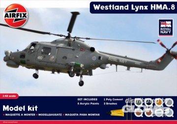 Westland Lynx Gift Set · AX 50112 ·  Airfix · 1:48