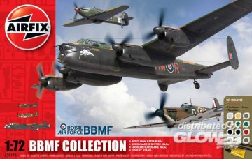 BBMF Collection · AX 50116 ·  Airfix · 1:72