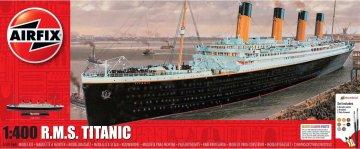 R.M.S. Titanic - Gift Set · AX 50146A ·  Airfix · 1:400