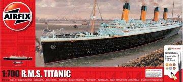 R.M.S. Titanic - Gift Set · AX 50164A ·  Airfix · 1:700