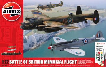 Battle of Britain Memorial Flight · AX 50182 ·  Airfix · 1:72