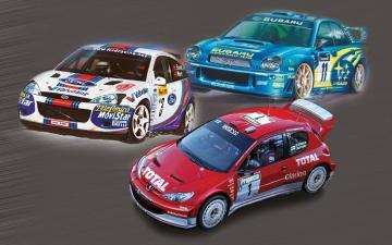 Rally Car Collection · AX 50188 ·  Airfix · 1:43