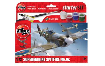 Supermarine Spitfire MkVc - Small Beginners Set · AX 55001 ·  Airfix · 1:72