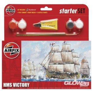 HMS Victory · AX 55104 ·  Airfix