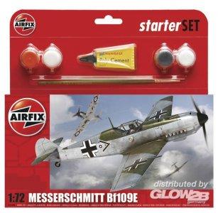 Messerschmitt Bf 109 E · AX 55106 ·  Airfix · 1:72