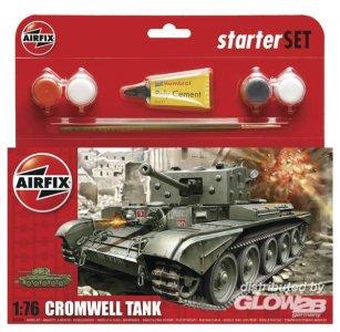 Cromwell Cruiser · AX 55109 ·  Airfix · 1:76