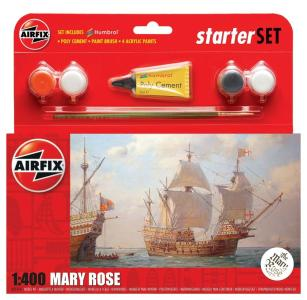 Mary Rose · AX 55114 ·  Airfix · 1:400