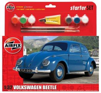 VW Käfer · AX 55207 ·  Airfix · 1:32