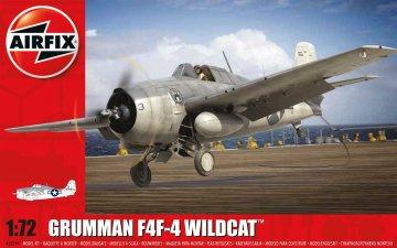 Starter Set Grumman Wildcat F4F-4 · AX 55214 ·  Airfix · 1:72