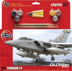 Starter Set Tornado F3 (new) · AX 55301 ·  Airfix · 1:72