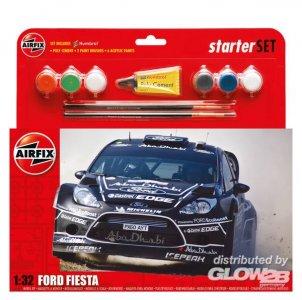 Ford Fiesta WRC · AX 55302 ·  Airfix · 1:32