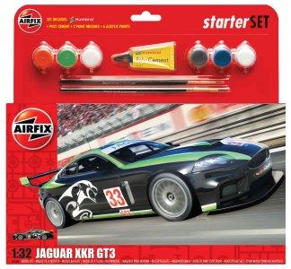 Jaguar XKRGT3 Fantasy Scheme · AX 55306 ·  Airfix · 1:32