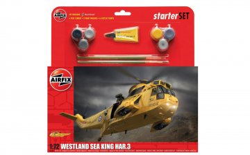 Westland Sea King Har.3 Gift Set · AX 55307 ·  Airfix · 1:72