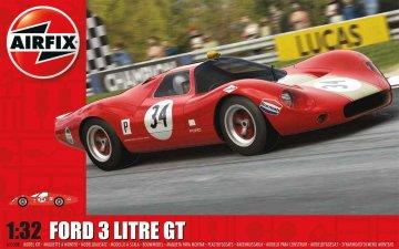 Starter Set Ford 3 Litre GT · AX 55308 ·  Airfix · 1:32