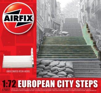 European City Steps · AX 75017 ·  Airfix · 1:72