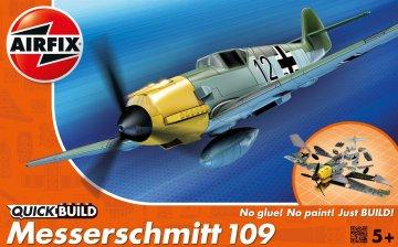 Messerschmitt BF 109 - Quick-Build · AX J6001 ·  Airfix