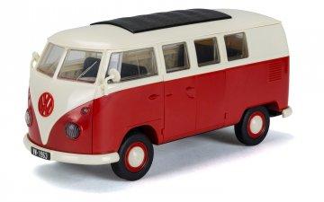 Quickbuild VW Camper Van · AX J6017 ·  Airfix