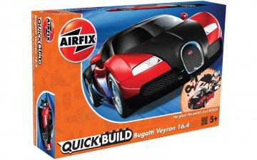 Quickbuild Bugatti Veyron · AX J6020 ·  Airfix