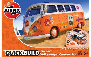 Quickbuild VW Camper Surfin · AX J6032 ·  Airfix