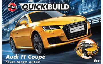 Audi TT Coupe - Quickbuild · AX J6034 ·  Airfix