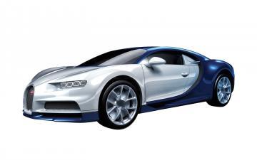 Bugatti Chiron - Quickbuild · AX J6044 ·  Airfix