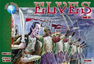 Elves - Set 3 · ALL 72006 ·  Alliance · 1:72