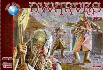Dwarves, set 2 · ALL 72008 ·  Alliance · 1:72