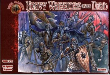 Heavy warriors of the Dead · ALL 72012 ·  Alliance · 1:72