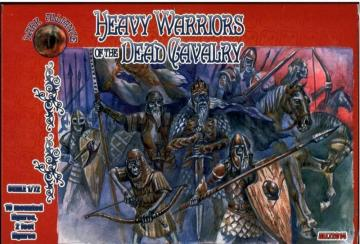 Heavy warriors of the Dead Cavalry · ALL 72014 ·  Alliance · 1:72