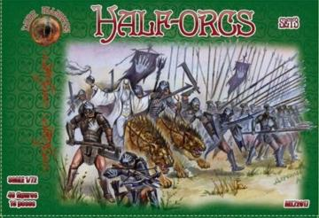 Half-Orgs, set 3 · ALL 72017 ·  Alliance · 1:72