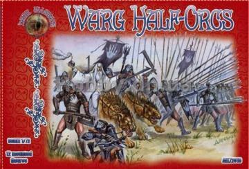 Warg Half-Orcs · ALL 72018 ·  Alliance · 1:72