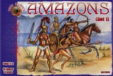 Amazons (Set1) · ALL 72020 ·  Alliance · 1:72