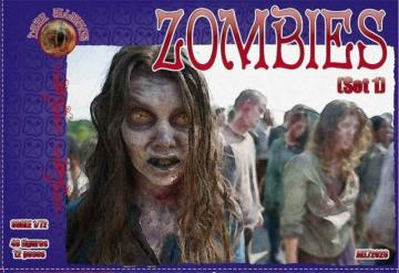 Zombies (Set 1) · ALL 72023 ·  Alliance · 1:72
