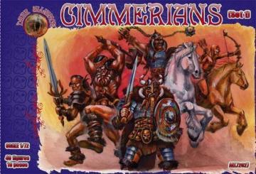 Cimmerians, Set 1 · ALL 72027 ·  Alliance · 1:72