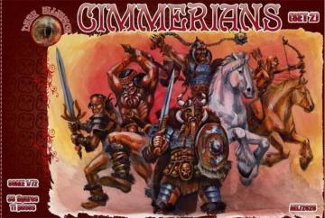 Cimmerians, Set 2 · ALL 72028 ·  Alliance · 1:72