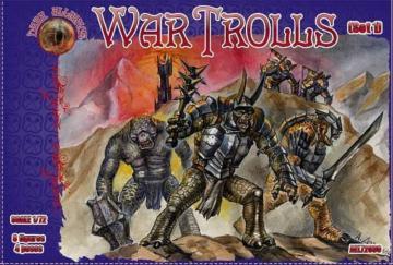 War Trolls, Set 1 · ALL 72030 ·  Alliance · 1:72