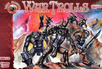 War Trolls, set 2 · ALL 72031 ·  Alliance · 1:72