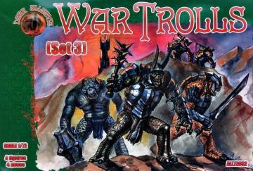 War Trolls, set 3 · ALL 72032 ·  Alliance · 1:72