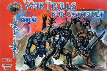 War Trolls for catapult, set 4 · ALL 72033 ·  Alliance · 1:72
