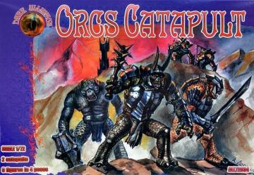 Orcs catapult · ALL 72034 ·  Alliance · 1:72