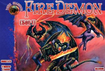 Fire Demon, set 1 · ALL 72035 ·  Alliance · 1:72