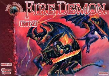 Fire Demon, set 2 · ALL 72036 ·  Alliance · 1:72
