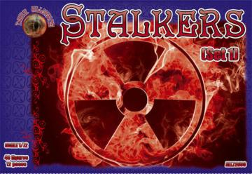 Stalkers [Set 1] · ALL 72039 ·  Alliance · 1:72