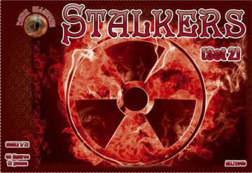 Stalkers [Set 2] · ALL 72040 ·  Alliance · 1:72