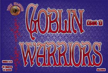 Goblin Warriors [Set 1] · ALL 72041 ·  Alliance · 1:72