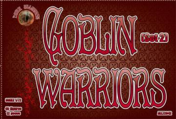 Goblin Warriors [Set 2] · ALL 72042 ·  Alliance · 1:72